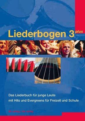 Liederbogen 3 plus von Bühlmann,  Benno, Hodel,  Stephan