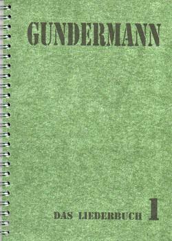 Liederbuch von Gundermann,  Gerhard