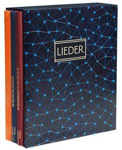 Liederbuch-Kassette von Brecht,  Klaus, Hauptmann,  Cornelius, Lefrancois,  Markus, Mohr,  Andreas, Trüün,  Friedhilde, Walka,  Frank, Weigele,  Klaus K