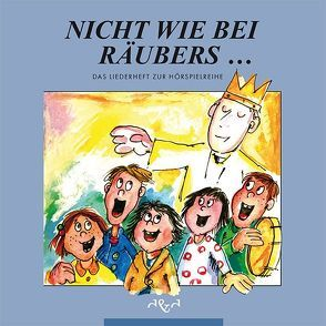 Liederheft Nr 1 von Frank,  German, Frey,  Albert