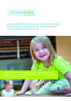 LIEDERTURNEN Praxis-Box von Ackermann,  Stephanie