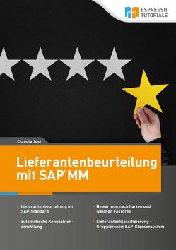 Lieferantenbeurteilung mit SAP MM von Jost,  Claudia