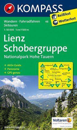 Lienz – Schobergruppe – Nationalpark Hohe Tauern von KOMPASS-Karten GmbH