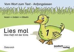 Lies mal! Heft 1 (Österreich) von Wachendorf,  Peter