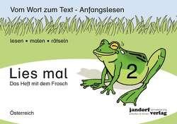 Lies mal! Heft 2 (Österreich) von Wachendorf,  Peter