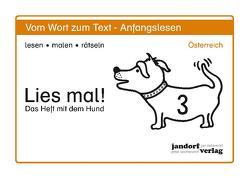 Lies mal! Heft 3 (Österreich) von Debbrecht,  Jan, Wachendorf,  Peter