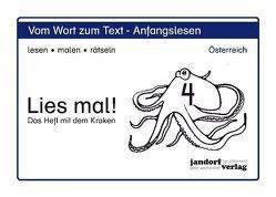 Lies mal! Heft 4 (Österreich) von Debbrecht,  Jan, Wachendorf,  Peter