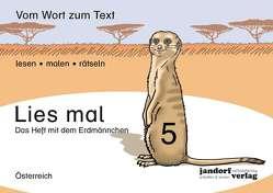 Lies mal! Heft 5 (Österreich) von Wachendorf,  Peter