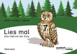 Lies mal! Heft 7 (Ausgabe Österreich) von Wachendorf,  Anja, Wachendorf,  Peter