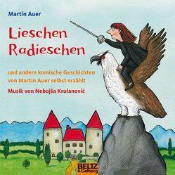 Lieschen Radieschen von Auer,  Martin, Scheffler,  Axel