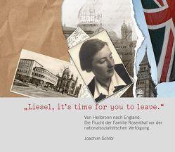 Liesel, it's time for you to leave von Schlör,  Joachim, Schrenk,  Christhard