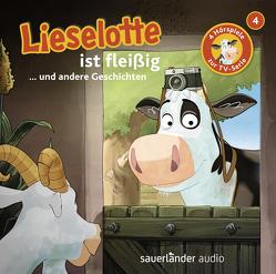 Lieselotte ist fleißig von Krämer,  Fee, Steffensmeier,  Alexander, Teschner,  Uve