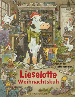 Lieselotte Weihnachtskuh von Steffensmeier,  Alexander