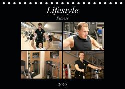 LIFESTYLE Fitness Kalender (Tischkalender 2020 DIN A5 quer) von Will,  Hans