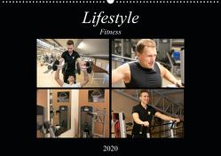 LIFESTYLE Fitness Kalender (Wandkalender 2020 DIN A2 quer) von Will,  Hans