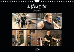 LIFESTYLE Fitness Kalender (Wandkalender 2020 DIN A4 quer) von Will,  Hans