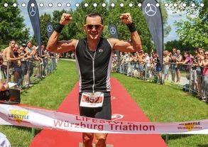 Lifestyle Würzburg Triathlon (Tischkalender 2018 DIN A5 quer) von Will,  Hans