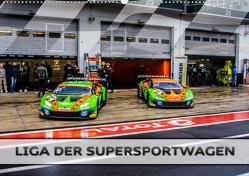 Liga der Supersportwagen (Wandkalender 2020 DIN A2 quer) von Stegemann / Phoenix Photodesign,  Dirk