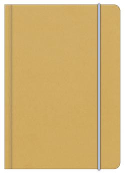 LIGHT BLUE 12×17 cm – Blankbook – 240 blanko Seiten – Softcover – gebunden