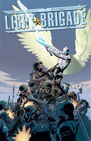 Light Brigade von Snejbjerg,  Peter, Tomasi,  Peter J.