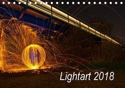 Lightart 2018 – Lichtkunstfotografie (Tischkalender 2018 DIN A5 quer) von Rehpenning,  Timo