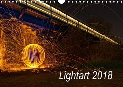 Lightart 2018 – Lichtkunstfotografie (Wandkalender 2018 DIN A4 quer) von Rehpenning,  Timo