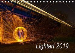 Lightart 2019 – Lichtkunstfotografie (Tischkalender 2019 DIN A5 quer) von Rehpenning,  Timo