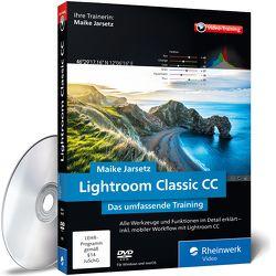Lightroom Classic CC von Jarsetz,  Maike