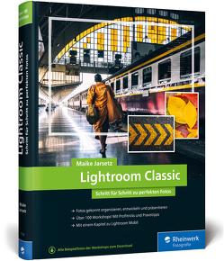 Lightroom Classic von Jarsetz,  Maike