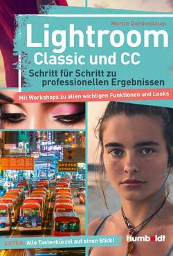 Lightroom Classic und CC von Quedenbaum,  Martin