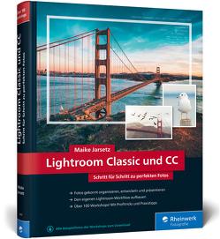 Lightroom Classic und CC von Jarsetz,  Maike