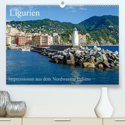 Ligurien – Impressionen aus dem Nordwesten Italiens (Premium, hochwertiger DIN A2 Wandkalender 2020, Kunstdruck in Hochglanz) von Brehm (www.frankolor.de),  Frank