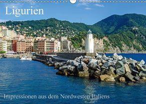 Ligurien – Impressionen aus dem Nordwesten Italiens (Wandkalender 2018 DIN A3 quer) von Brehm (www.frankolor.de),  Frank