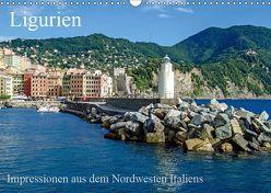Ligurien – Impressionen aus dem Nordwesten Italiens (Wandkalender 2019 DIN A3 quer) von Brehm (www.frankolor.de),  Frank