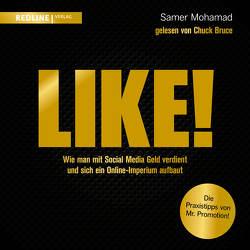 Like! von Bruce,  Chuck, Mohamad,  Samer