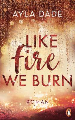 Like Fire We Burn von Dade,  Ayla