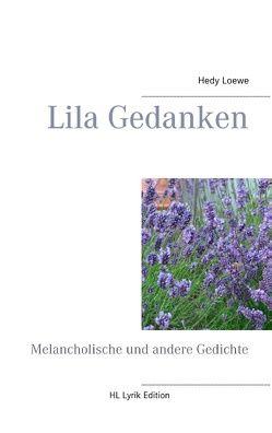 Lila Gedanken von Loewe,  Hedy