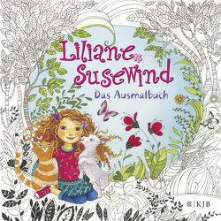 Liliane Susewind – Das Ausmalbuch von Prechtel,  Florentine, Stewner,  Tanya