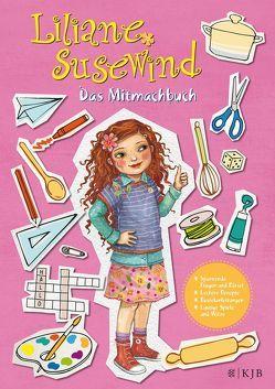 Liliane Susewind – Das Mitmachbuch von Schoeffmann-Davidov,  Eva, Stewner,  Tanya