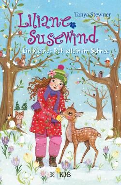 Liliane Susewind – Ein kleines Reh allein im Schnee von Schoeffmann-Davidov,  Eva, Stewner,  Tanya
