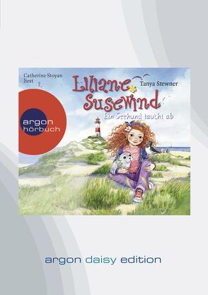 Liliane Susewind – Ein Seehund taucht ab (DAISY Edition) von Stewner,  Tanya, Stoyan,  Catherine