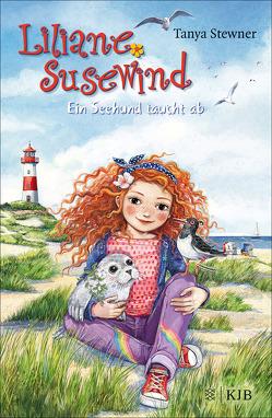 Liliane Susewind – Ein Seehund taucht ab von Schoeffmann-Davidov,  Eva, Stewner,  Tanya