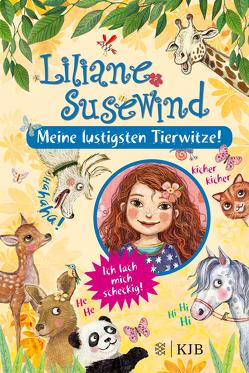 Liliane Susewind – Meine lustigsten Tierwitze von Schoeffmann-Davidov,  Eva, Stewner,  Tanya