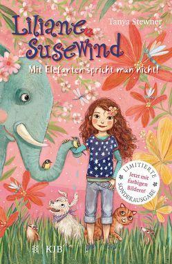 Liliane Susewind ab 8 / Liliane Susewind – Mit Elefanten spricht man nicht! von Schoeffmann-Davidov,  Eva, Stewner,  Tanya
