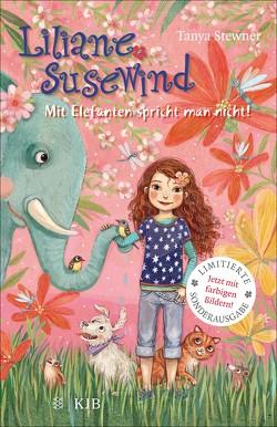 Liliane Susewind – Mit Elefanten spricht man nicht! von Schoeffmann-Davidov,  Eva, Stewner,  Tanya