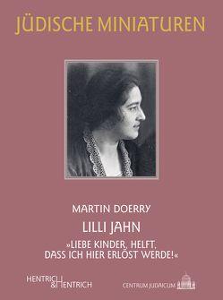 Lilli Jahn von Doerry,  Martin