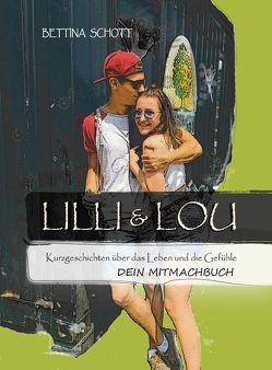 Lilli & Lou von Schott,  Bettina