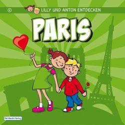 Lilly & Anton entdecken Paris