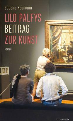 Lilo Palfys Beitrag zur Kunst von Heumann,  Gesche