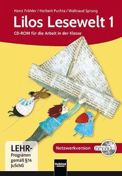 Lilos Lesewelt 1 von Fröhler,  Horst, Puchta,  Herbert